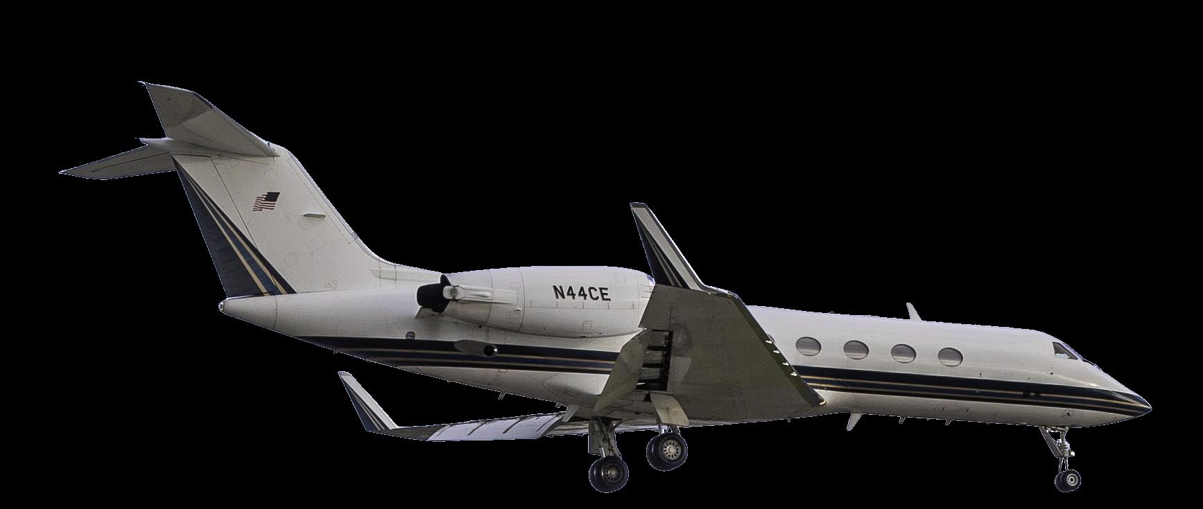 Gulfstream IV Long Range Private Jet Charter