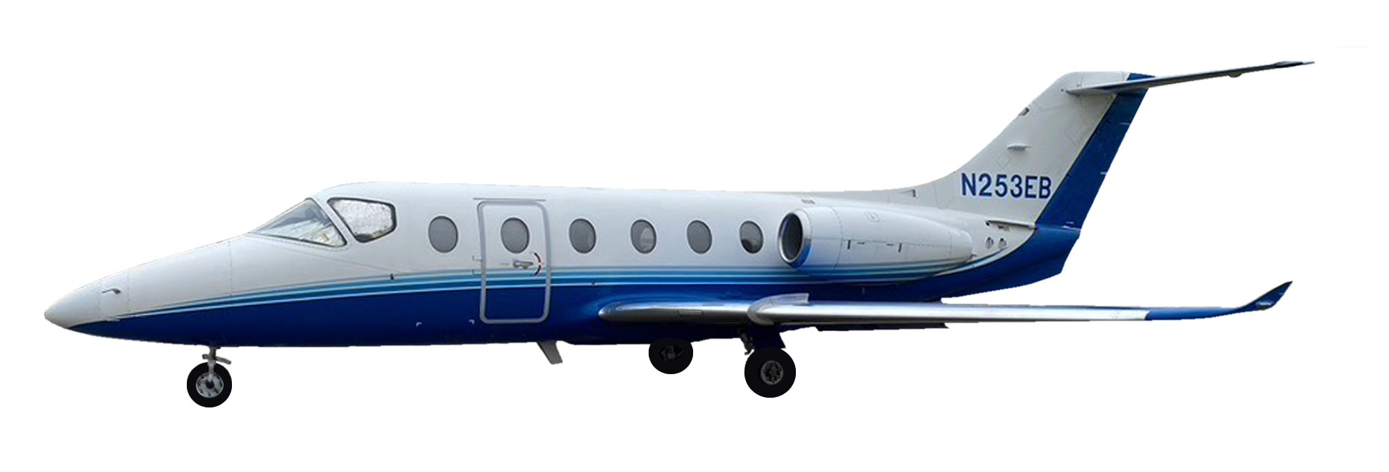 Nextant 7 Seat Private Jet Charter