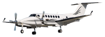Turboprop aircraft available to charter