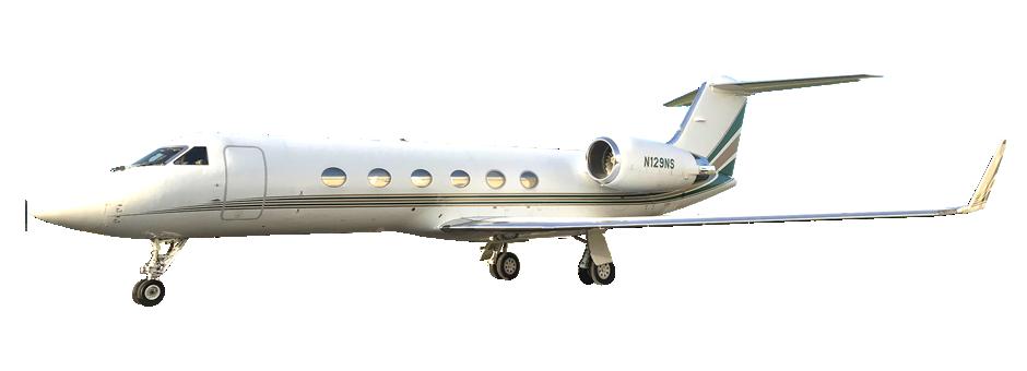 Gulfstream IV-SP N120NS
