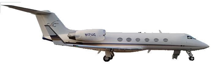 Gulfstream IV-SP N171JC