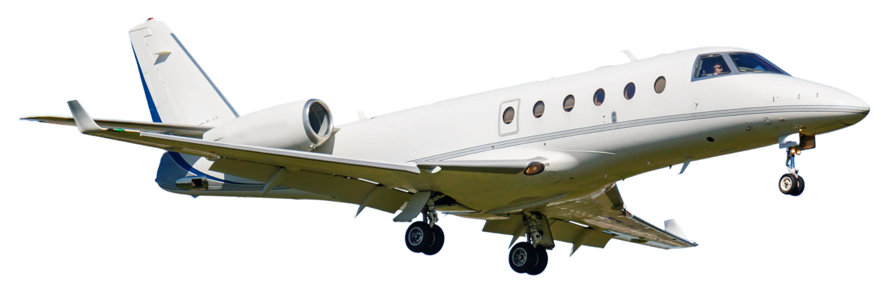 Mid-Sized Charter - Gulfstream G150